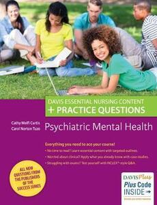 Psychiatric Mental Health - Curtis,Tuzo - cover
