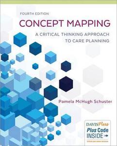 Concept Mapping, 4e - Pamela McHugh Schuster - cover