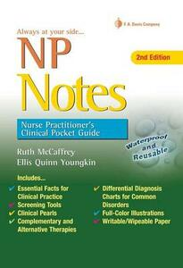 Np Notes : Nurse Practitioner'S Clinical Pocket Guide - Ruth McCaffrey - cover