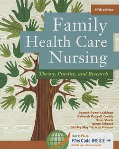 Family Health Care Nursing 5e - Joanna Rowe Kaakinen,Deborah Padgett Coehlo,Rose Steele - cover