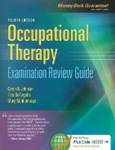 Occupational Therapy Examination Review Guide, 4th Edition - Johnson - cover