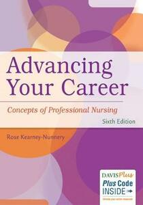 Advancing Your Career 6e - Rose Kearney Nunnery - cover