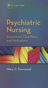 Psychiatric Nursing 9e - Mary Townsend - cover