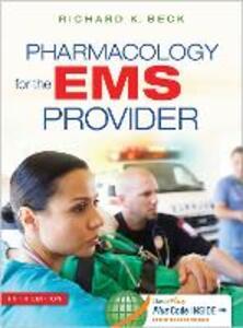 Pharmacology for the EMS Provider 5e - Richard Beck - cover