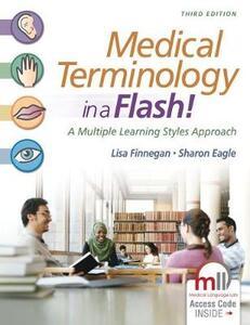 Medical Terminology in a Flash! 3e - Lisa Finnegan,Sharon Eagle - cover