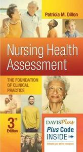 Nursing Health Assessment 3e - Patricia Dillon - cover