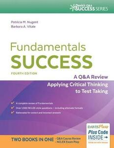 Fundamentals Success: a Q&A Review Applying Critical Thinking to - Nugent - cover