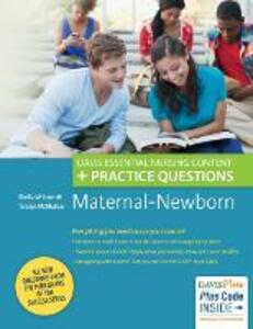 Maternal-Newborn - Mcmullan,Whitworth - cover