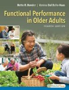 Functional Performance Older Adults 4e - Bonder - cover