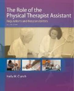 The Role of the Physical Therapist Assistant, 2nd Edition - Clynch - cover
