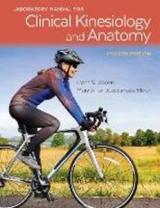 Laboratory Manual for Clinical Kinesiology and Anatomy, 4e - Lippert,Minor - cover
