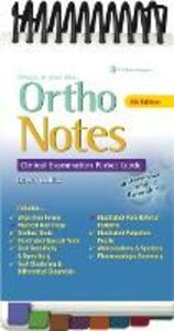 Ortho Notes 4e - Dawn Gulick - cover