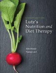 Lutz's Nutrition and Diet Therapy - Carroll A. Lutz,Erin E. Mazur,Nancy A. Litch - cover