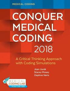 Conquer Medical Coding 2018 - Jurek,Mosay - cover