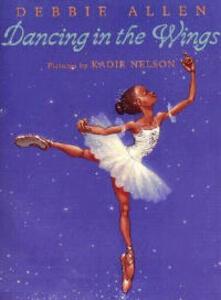 Dancing in the Wings - Debbie Allen - cover