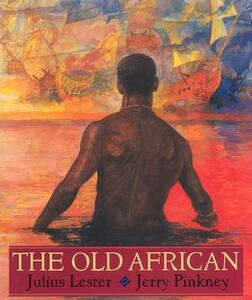 The Old African - Julius Lester - cover