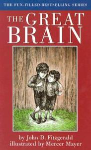 The Great Brain - John D. Fitzgerald,Mercer Mayer - cover