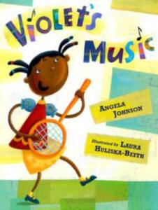 Violet's Music - Angela Johnson - cover