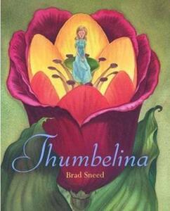 Thumbelina - Hans Christian Andersen - cover