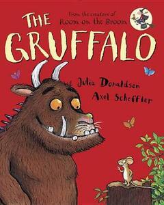The Gruffalo - Julia Donaldson - cover
