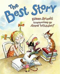 The Best Story - Eileen Spinelli - cover