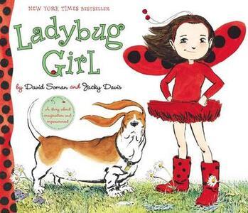 Ladybug Girl - Jacky Davis - cover