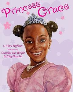 Princess Grace - Mary Hoffman - cover