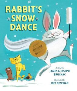 Rabbit's Snow Dance: A Traditional Iroquois Story - Joseph Bruchac,James Bruchac - cover