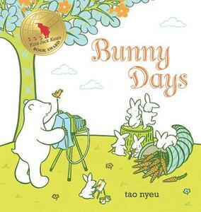 Bunny Days - Tao Nyeu - cover