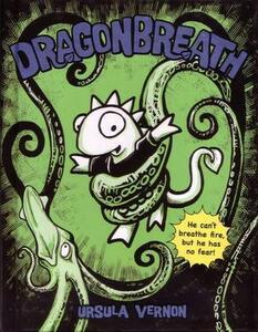 Dragonbreath - Ursula Vernon - cover