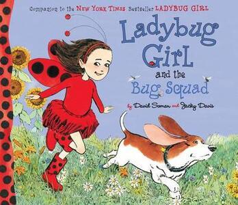 Ladybug Girl and the Bug Squad - Jacky Davis - cover