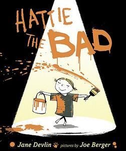 Hattie the Bad - Jane Devlin - cover