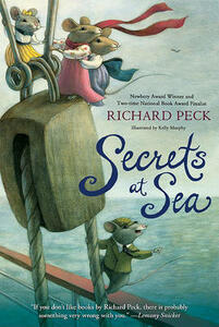 Secrets at Sea - Richard Peck - cover