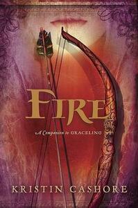 Fire - Kristin Cashore - cover