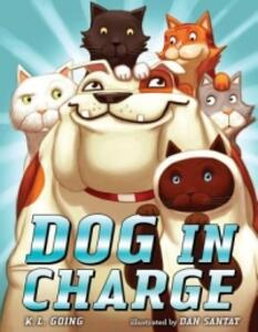 Dog in Charge - K L Going - cover