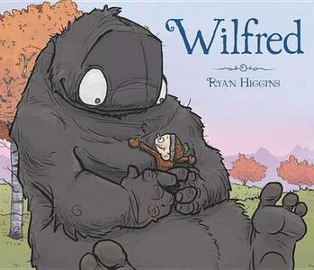 Wilfred - Ryan Higgins - cover