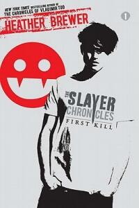 First Kill - Heather Brewer - cover