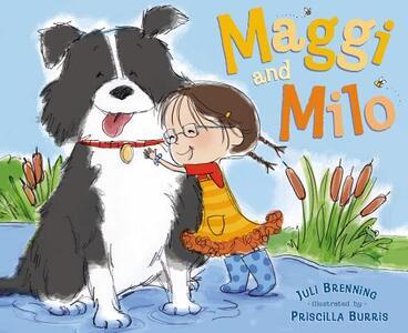 Maggi and Milo - Juli Brenning - cover