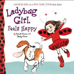 Ladybug Girl Feels Happy - Jacky Davis - cover