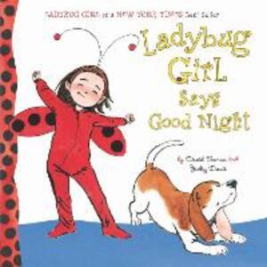 Ladybug Girl Says Good Night - David Soman,Jacky Davis - cover