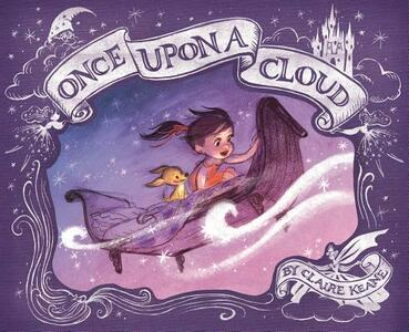 Once Upon a Cloud - Claire Keane - cover