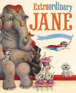 Extraordinary Jane - Hannah E. Harrison - cover