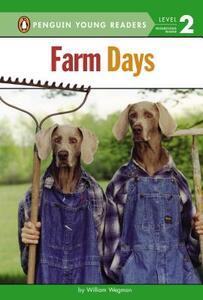Farm Days - William Wegman - cover