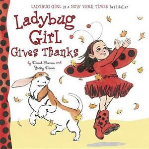 Ladybug Girl Gives Thanks - David Soman - cover