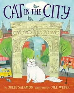 Cat in the City - Julie Salamon - cover