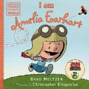 I Am Amelia Earhart - Brad Meltzer - cover