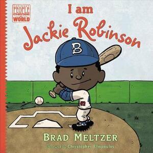 I Am Jackie Robinson - Brad Meltzer - cover