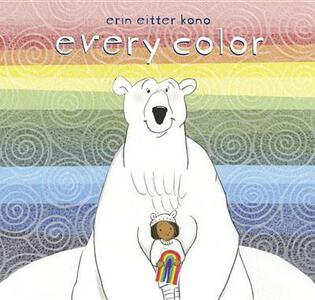 Every Color - Erin Eitter Kono - cover