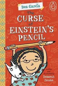 The Curse Of Einstein's Pencil - Deborah Zemke - cover