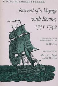 Journal of a Voyage with Bering, 1741-1742 - Georg Wilhelm Steller - cover